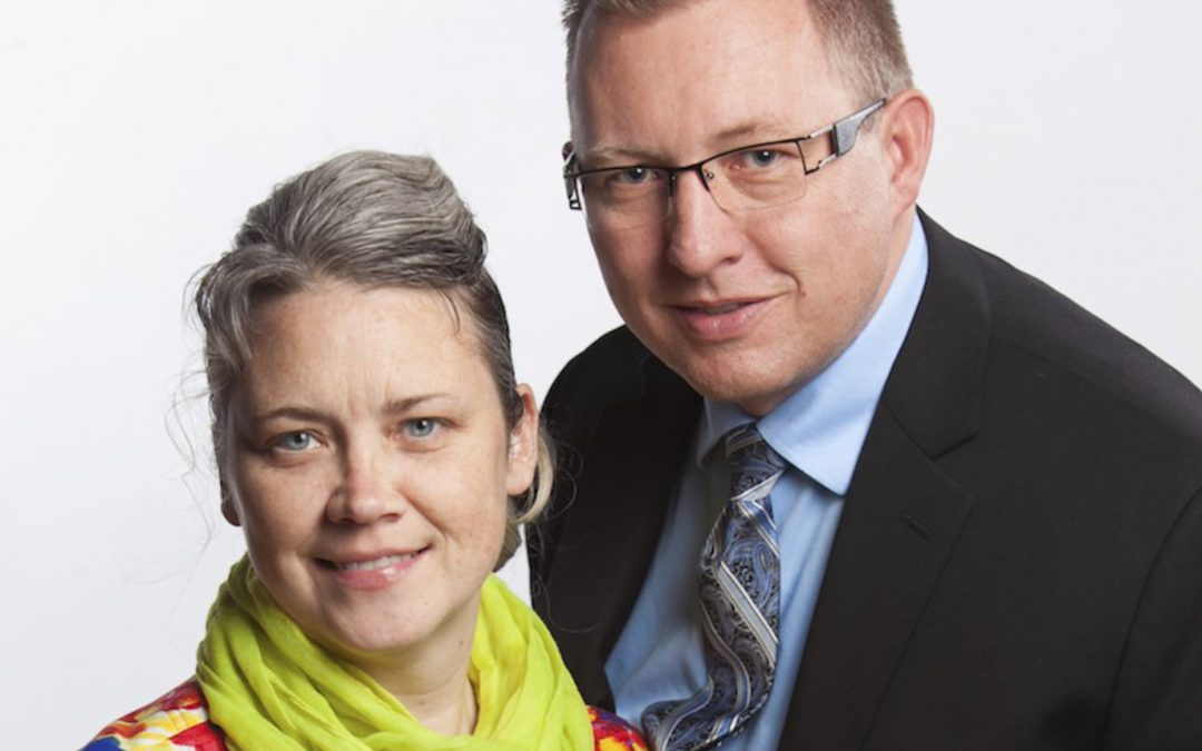 Chris & Paula Richardson