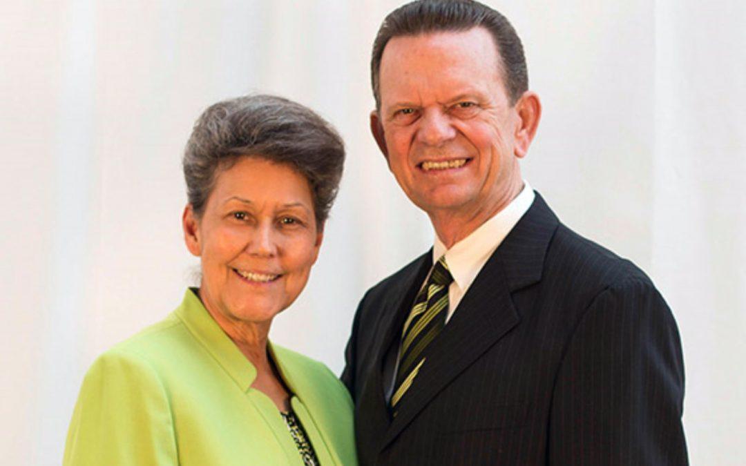 Randy & Carolyn Adams   Regional Director