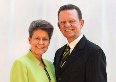 Randy & Carolyn Adams | Regional Director