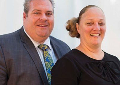 Chris & Penny Gibbs