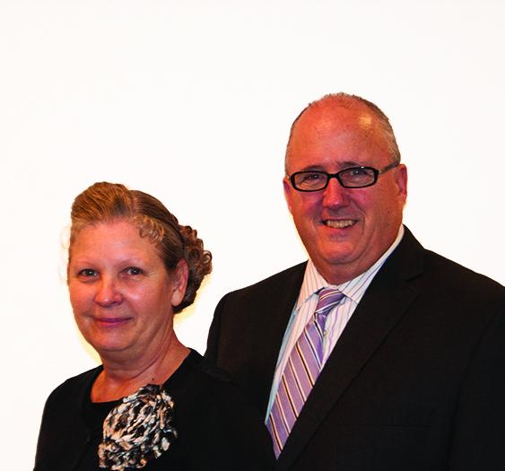 Gary & Sharon Abernathy