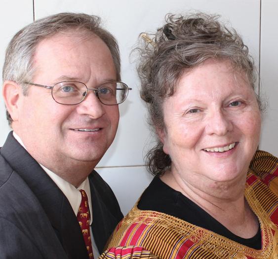 Philip & Twayla Tolstad