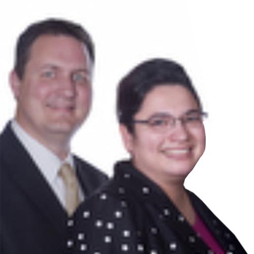 Steve and Yvette Phelps