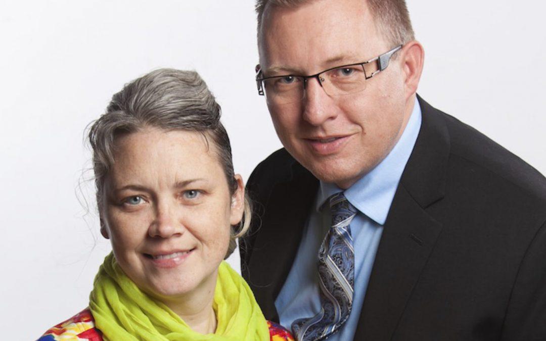 Chris & Paula Richardson