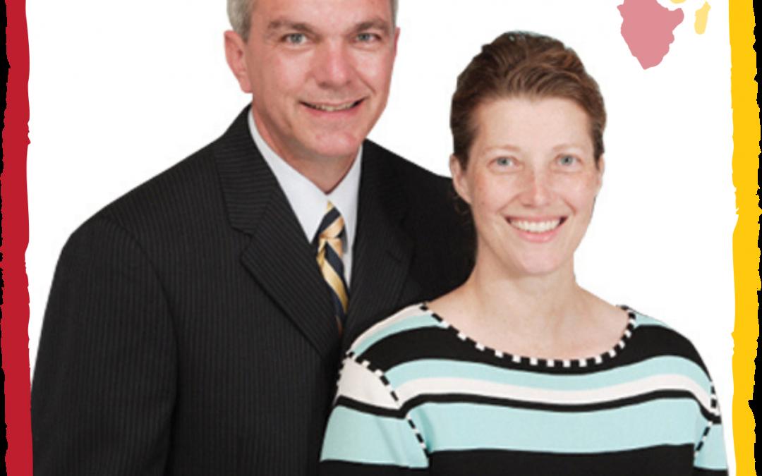 Keith & Elizabeth Ikerd