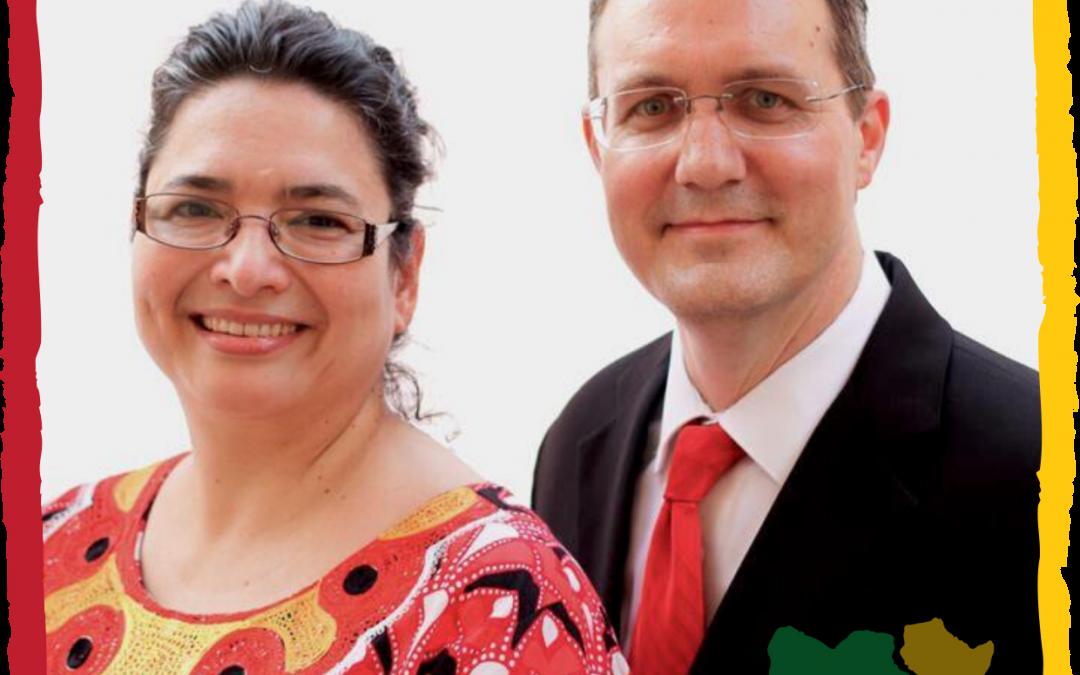 Steve & Yvette Phelps